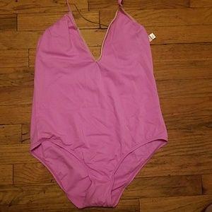 Pink Victoria Secret Bathing Suit (L)